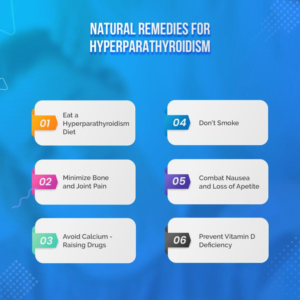 Natural Remedies for Hyperparathyroidism