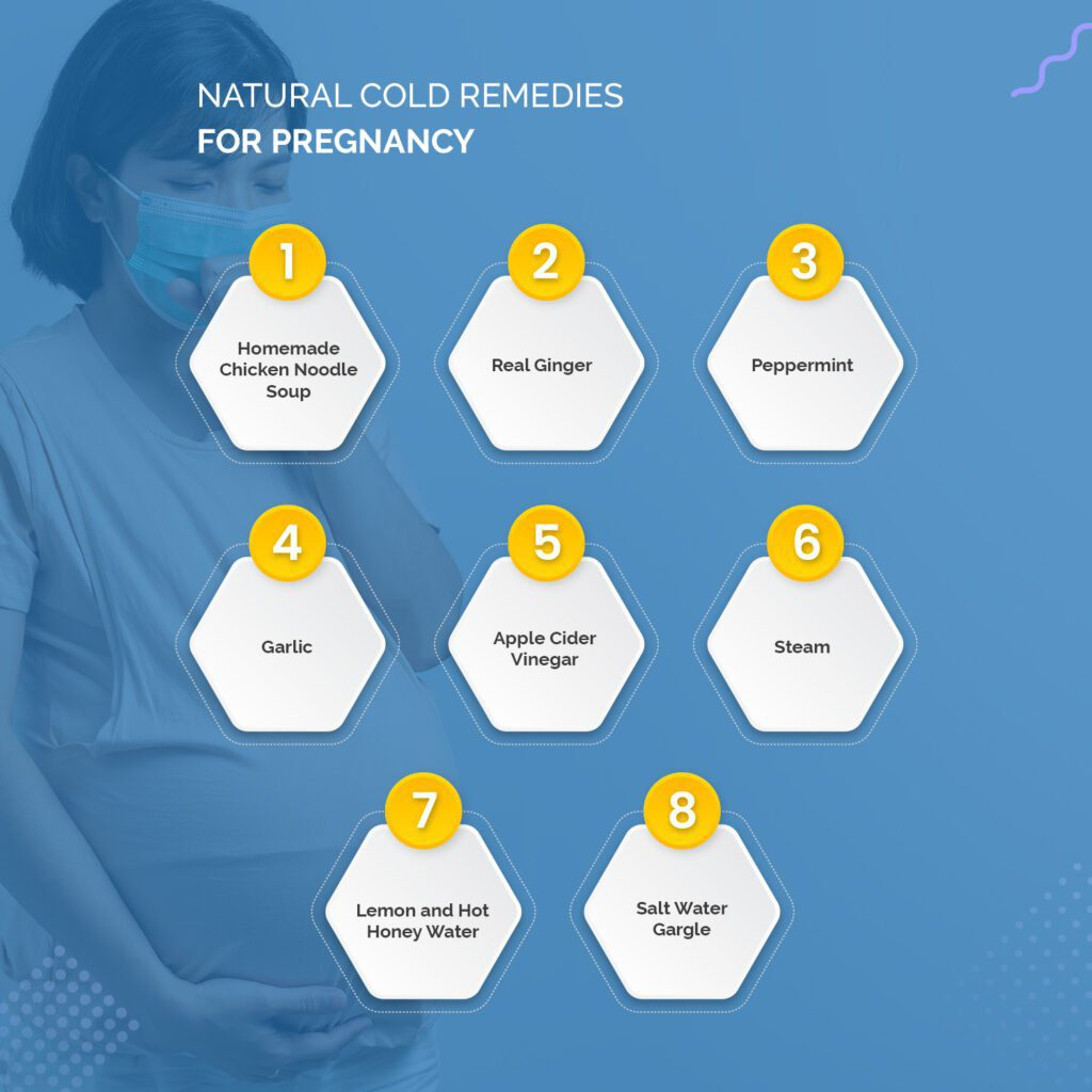 Natural Cold Remedies During Pregnancy