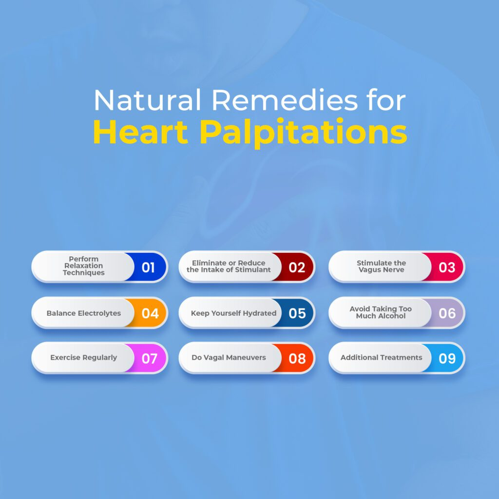 9 Natural Remedies for Heart Palpitations